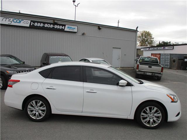 2013 Nissan Sentra SL (Stk: 181629) in Kingston - Image 2 of 12