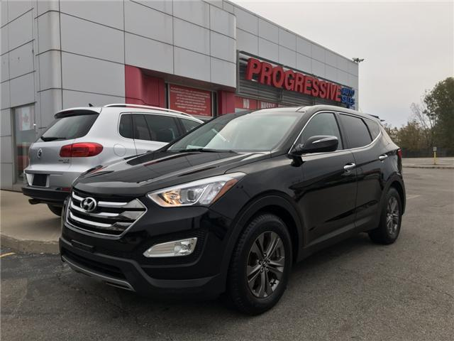 2013 Hyundai Santa Fe Sport 2.4 Luxury (Stk: DG055238) in Sarnia - Image 1 of 21