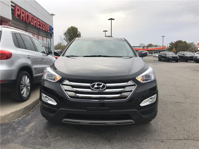 2013 Hyundai Santa Fe Sport 2.4 Luxury (Stk: DG055238) in Sarnia - Image 2 of 21