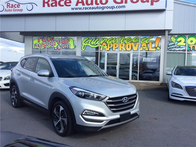 2016 Hyundai Tucson Premium 1.6 (Stk: 16181A) in Dartmouth - Image 1 of 23
