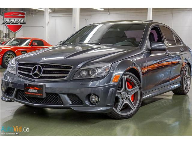 2010 Mercedes-Benz C-Class Base (Stk: ) in Oakville - Image 1 of 39