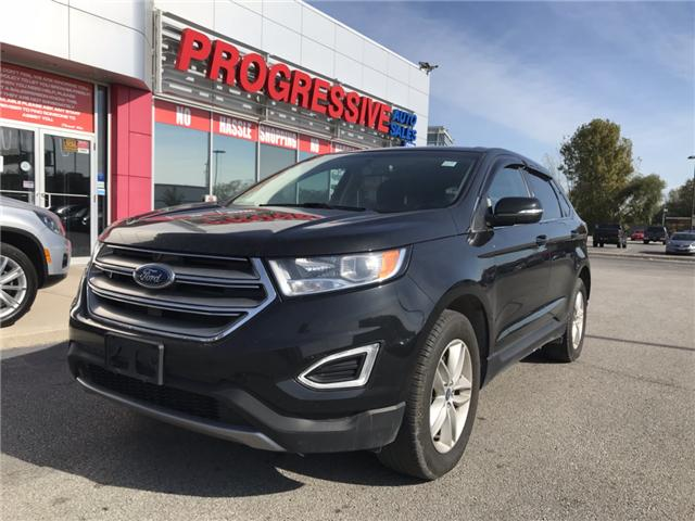 2015 Ford Edge SEL (Stk: FBB87304) in Sarnia - Image 1 of 1