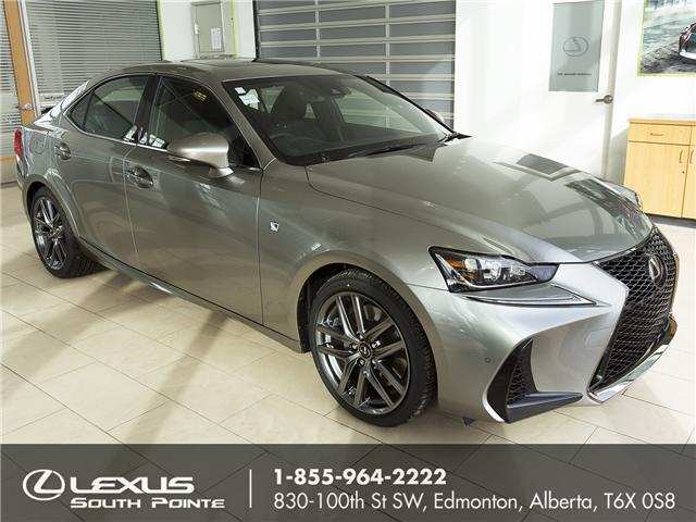 2017 Lexus IS 350  (Stk: LC700903) in Edmonton - Image 1 of 19