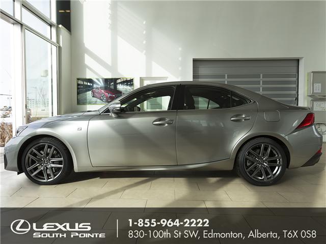 2017 Lexus IS 350  (Stk: LC700903) in Edmonton - Image 4 of 19
