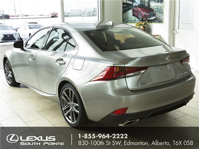 2017 Lexus IS 350  (Stk: LC700903) in Edmonton - Image 5 of 19