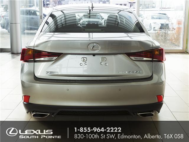2017 Lexus IS 350  (Stk: LC700903) in Edmonton - Image 6 of 19