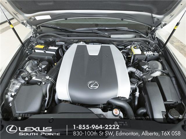 2017 Lexus IS 350  (Stk: LC700903) in Edmonton - Image 8 of 19