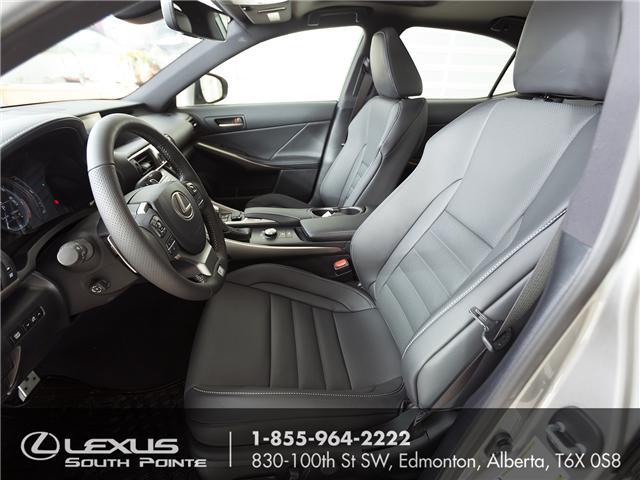 2017 Lexus IS 350  (Stk: LC700903) in Edmonton - Image 10 of 19