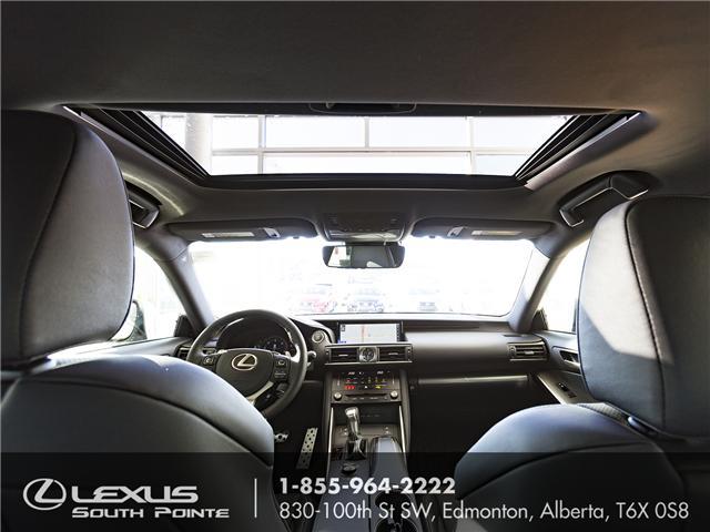 2017 Lexus IS 350  (Stk: LC700903) in Edmonton - Image 11 of 19