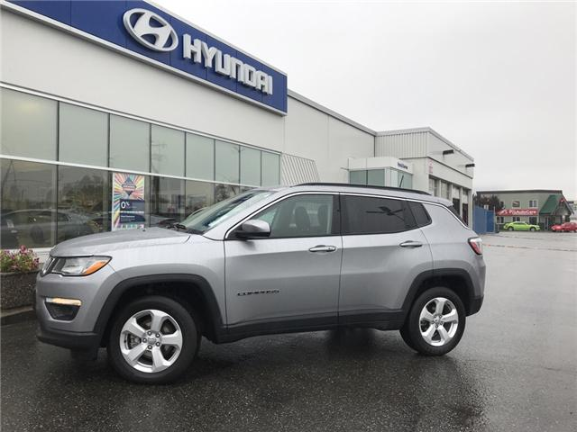 2018 Jeep Compass North (Stk: H18-0135P) in Chilliwack - Image 1 of 14