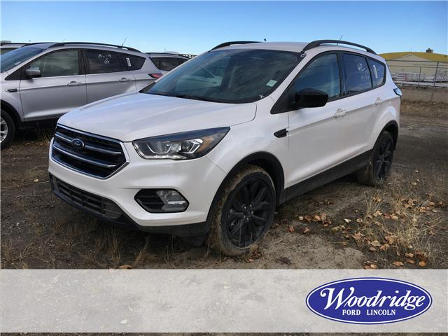 2018 Ford Escape SE (Stk: J-1624) in Calgary - Image 1 of 5