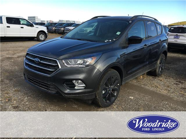 2018 Ford Escape SE (Stk: J-1896) in Calgary - Image 1 of 5