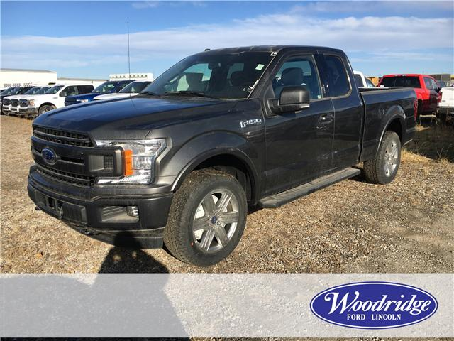 2018 Ford F-150 XLT (Stk: J-1989) in Calgary - Image 1 of 5