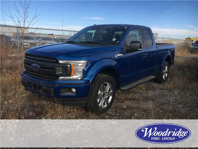 2018 Ford F-150 XLT (Stk: J-1990) in Calgary - Image 1 of 5