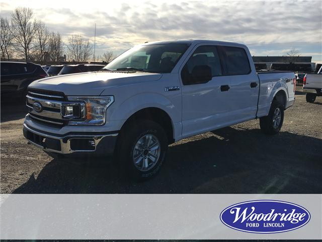 2018 Ford F-150 XLT (Stk: J-2001) in Calgary - Image 1 of 5