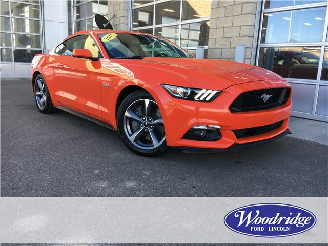 2015 Ford Mustang GT (Stk: J-2018A) in Calgary - Image 1 of 19