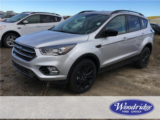 2018 Ford Escape SE (Stk: J-2209) in Calgary - Image 1 of 5