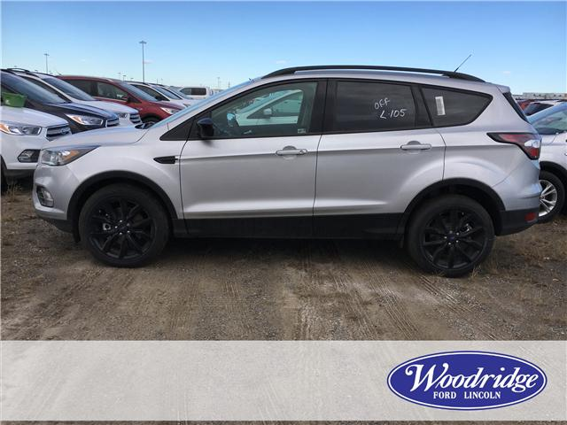 2018 Ford Escape SE (Stk: J-2209) in Calgary - Image 2 of 5
