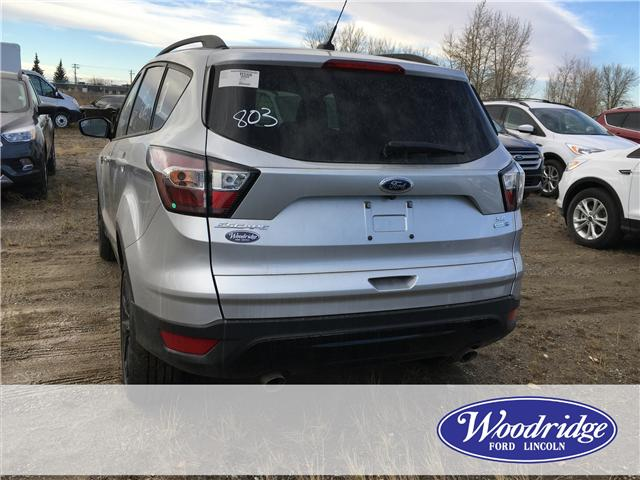 2018 Ford Escape SE (Stk: J-2209) in Calgary - Image 3 of 5