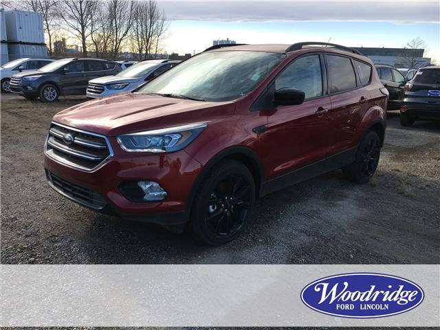 2018 Ford Escape SE (Stk: J-2212) in Calgary - Image 1 of 5