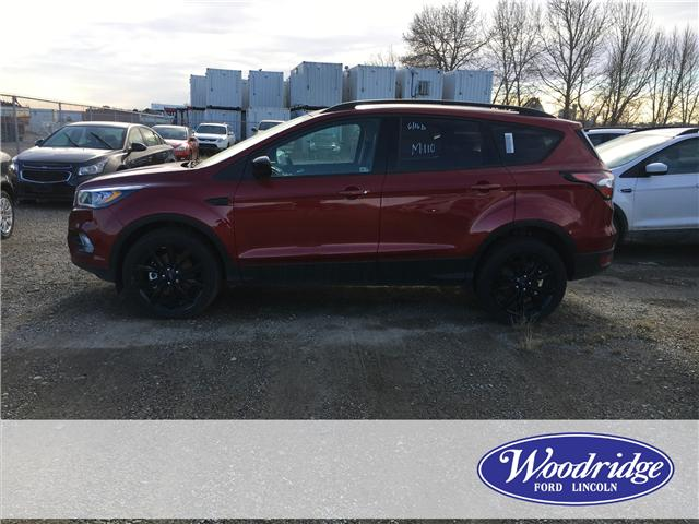 2018 Ford Escape SE (Stk: J-2212) in Calgary - Image 2 of 5