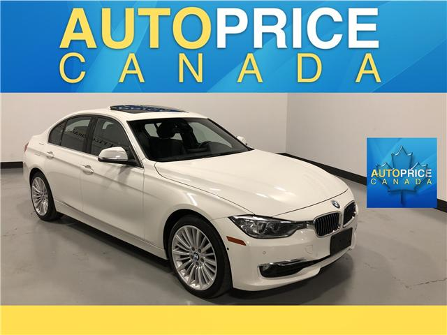 2015 BMW 328d xDrive (Stk: H9892) in Mississauga - Image 1 of 28