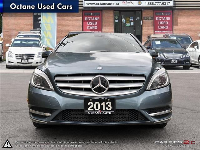 2013 Mercedes-Benz B-Class Sports Tourer (Stk: ) in Scarborough - Image 2 of 25