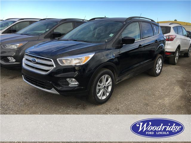 2018 Ford Escape SE (Stk: J-2395) in Calgary - Image 1 of 5