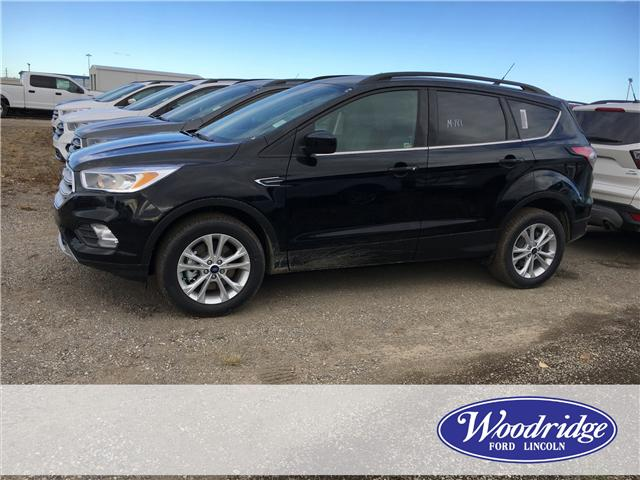 2018 Ford Escape SE (Stk: J-2395) in Calgary - Image 2 of 5