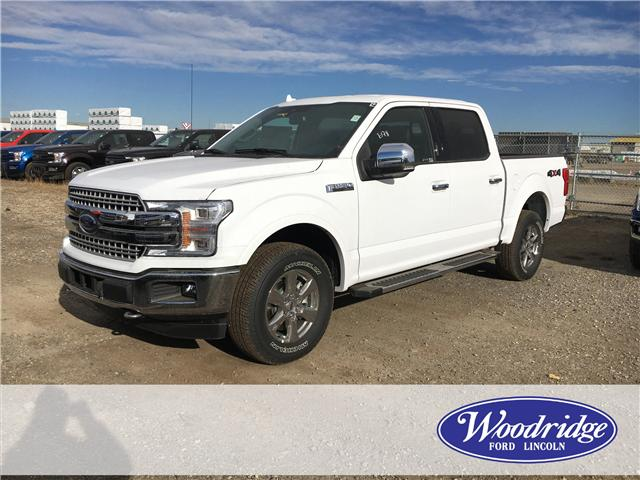 2018 Ford F-150 Lariat (Stk: J-2533) in Calgary - Image 1 of 5