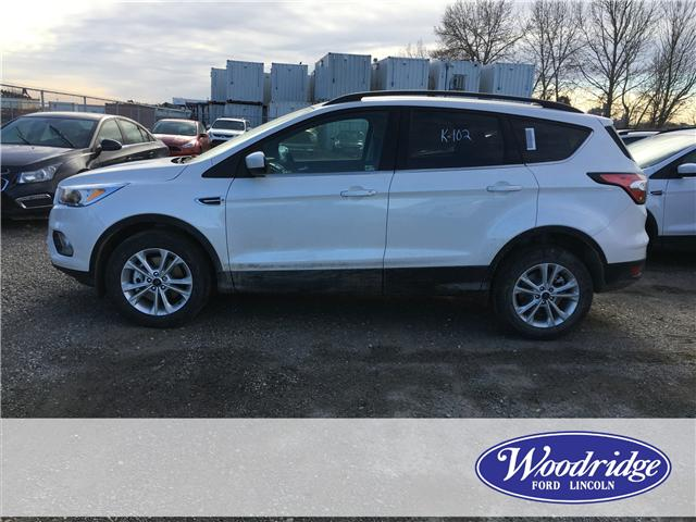 2018 Ford Escape SE (Stk: J-2634) in Calgary - Image 2 of 5