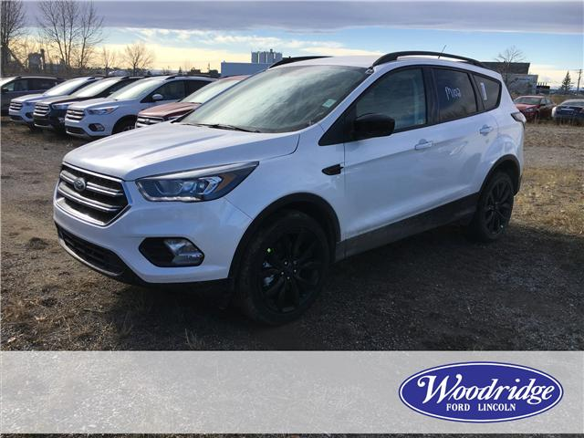 2018 Ford Escape SE (Stk: J-2635) in Calgary - Image 1 of 5
