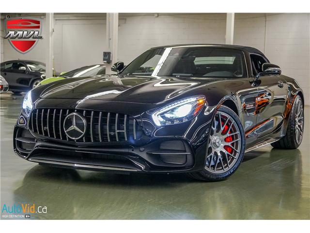 2018 Mercedes-Benz AMG GT C Base WDDYK8AA1JA019824  in Oakville