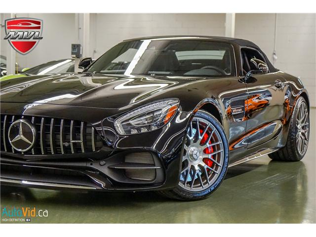 2018 Mercedes-Benz AMG GT C Base (Stk: ) in Oakville - Image 3 of 49