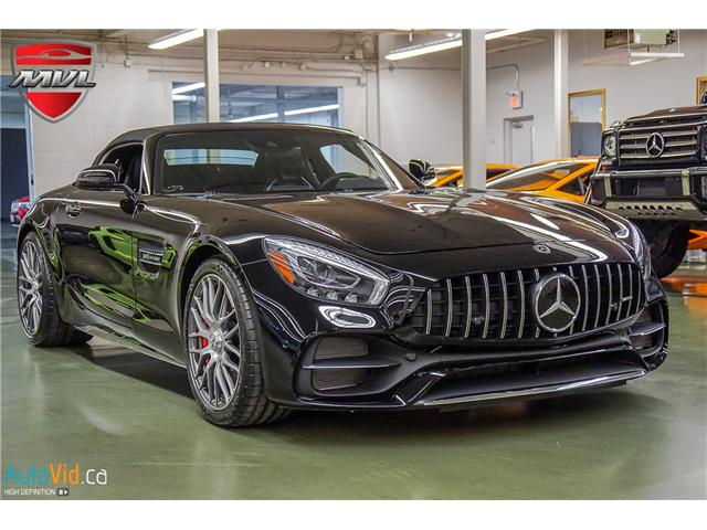 2018 Mercedes-Benz AMG GT C Base (Stk: ) in Oakville - Image 19 of 49