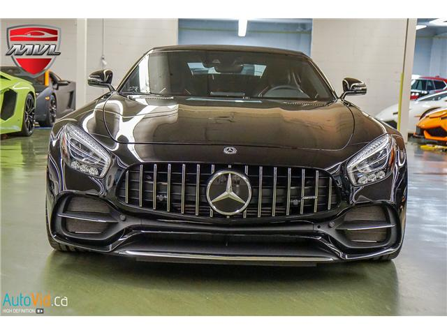 2018 Mercedes-Benz AMG GT C Base (Stk: ) in Oakville - Image 20 of 49