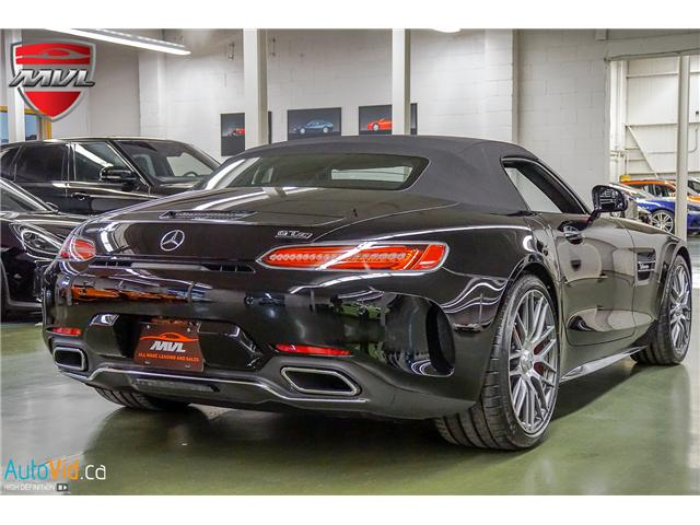 2018 Mercedes-Benz AMG GT C Base (Stk: ) in Oakville - Image 25 of 49