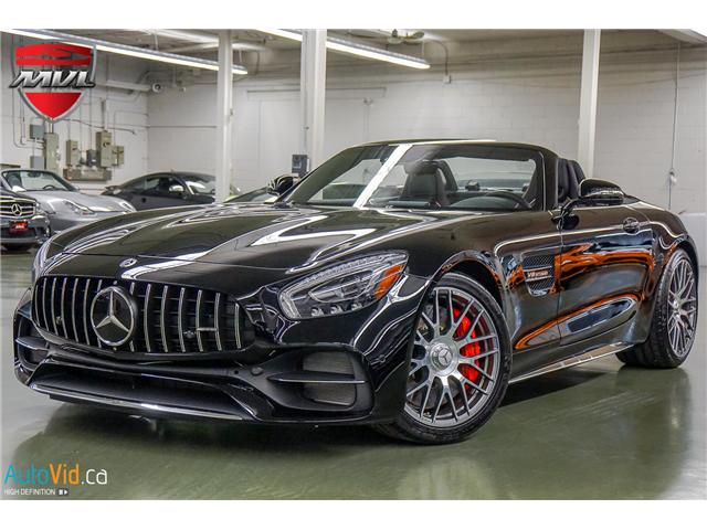 2018 Mercedes-Benz AMG GT C Base (Stk: ) in Oakville - Image 27 of 49