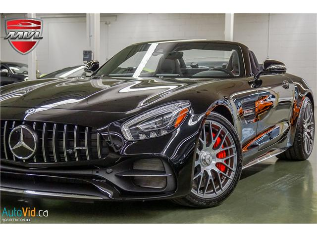 2018 Mercedes-Benz AMG GT C Base (Stk: ) in Oakville - Image 28 of 49