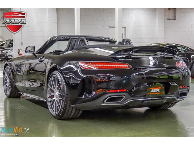 2018 Mercedes-Benz AMG GT C Base (Stk: ) in Oakville - Image 31 of 49
