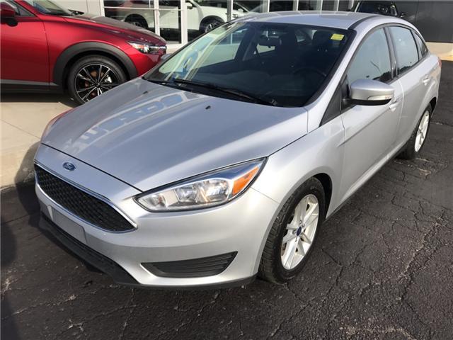 2016 Ford Focus SE (Stk: 21502) in Pembroke - Image 2 of 11