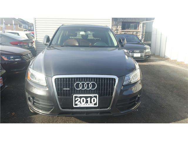 2010 Audi Q5 3.2 Premium (Stk: 18757) in Ottawa - Image 2 of 10