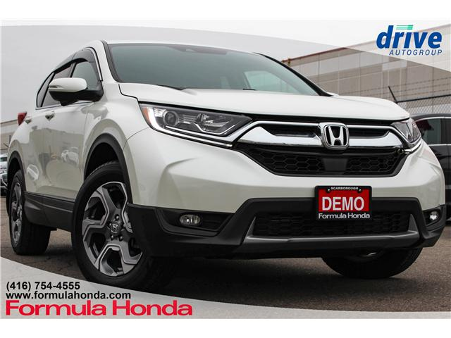 2018 Honda CR-V EX (Stk: 18-0793D) in Scarborough - Image 1 of 28