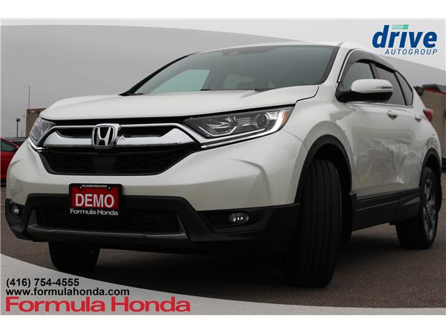 2018 Honda CR-V EX (Stk: 18-0793D) in Scarborough - Image 4 of 28