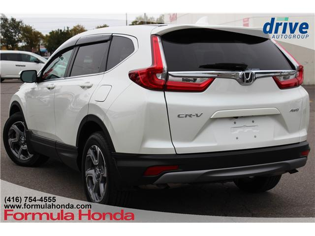 2018 Honda CR-V EX (Stk: 18-0793D) in Scarborough - Image 5 of 28