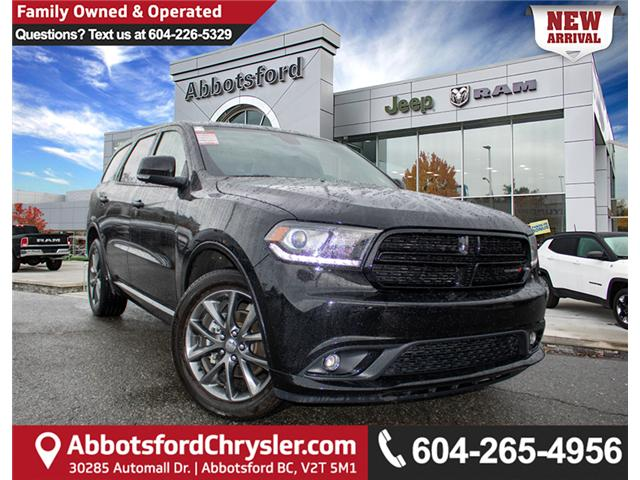 2018 Dodge Durango GT (Stk: AB0774) in Abbotsford - Image 1 of 29