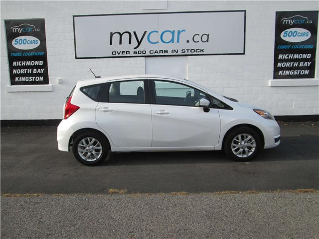 2018 Nissan Versa Note 1.6 SV (Stk: 181551) in Richmond - Image 1 of 13
