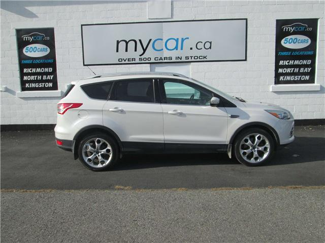 2014 Ford Escape Titanium (Stk: 181561) in North Bay - Image 1 of 14