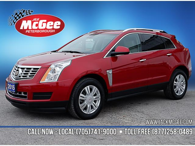 2015 Cadillac SRX Luxury (Stk: 19159A) in Peterborough - Image 1 of 21