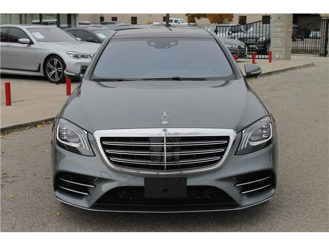 2018 Mercedes-Benz S-Class  (Stk: 91867) in Toronto - Image 2 of 22